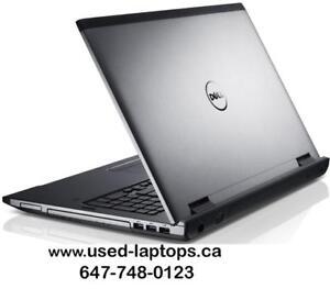 "Dell Vostro 3 series 14"",15"" laptop(i3/4G/250G/Webcam/HDMI)$199!"