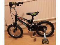 Ben 10 Boy's Bike - 14-Inch