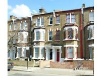 Large 3 bedroom ground floor flat in Maida Hill, W9.