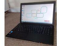 Laptop for sale, Toshiba Satellite Pro.
