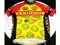 Summer Short Sleeve Cycling Jersey M Medium size Very Clean Condition