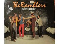 The Ramblers* ‎–  Streetheat Vinyl, LP, Album 1979 Nordrhein-Westfalen - Recklinghausen Vorschau