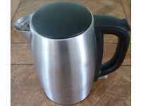 Stainless Steel Kettle with auto shut-off