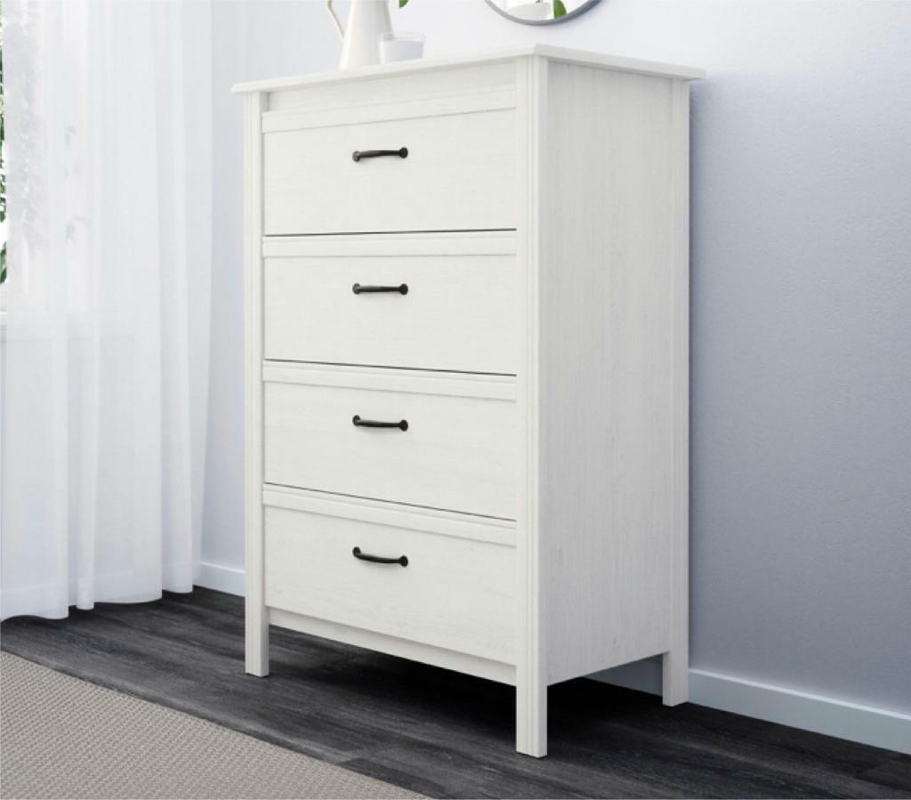 innovative design ad756 e0981 Ikea Brusali Chest of Drawers For Sale £80 ONO | in Ballymena, County  Antrim | Gumtree