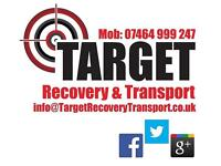 24hr Target Recovery & Transport
