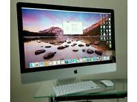 "Apple imac 27"" core i7 10gb ram"