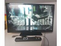 BUSH DVD COMBI TV