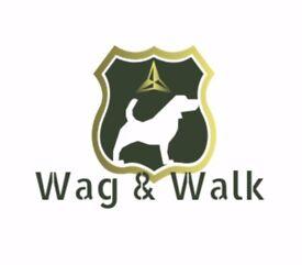 Pet Sitters & Dog Walkers (Wag & Walk)