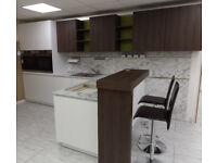 exdisplay kitchen german sink tap handless
