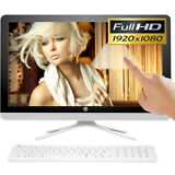 "HP All-in-One 24"" Full HD TouchScreen 2.50GHz 8GB Ram 1TB HD Windows 10 Computer"
