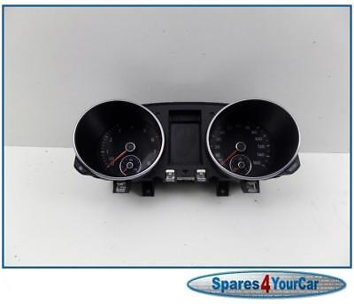 VW Golf MK6 09-12 Instrument Cluster Speedo Clock 1.2 Petrol Part no 5K0920961