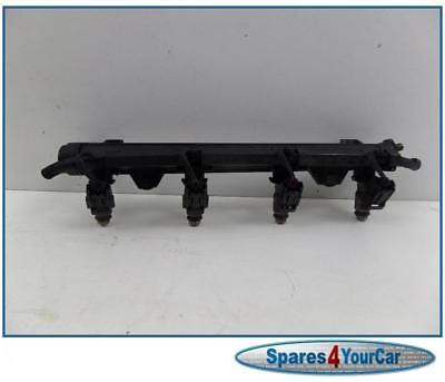 VW Golf MK5 04-08 Fuel Rail & Injectors 1.4 Petrol Part No 036133320