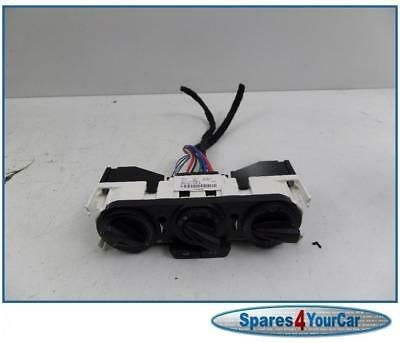 Seat Ibiza 2012-2015 Heater Control Panel with A/C Part number 6J0820045B