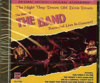 THE BAND - THE NIGHT THEY DROVE OLD DIXIE DOWN - BEST OF -