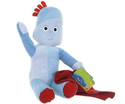 """NEW OFFICIAL 12"""" IGGLE PIGGLE SOFT TOY PLUSH FROM IN THE NIGHT GARDEN"""