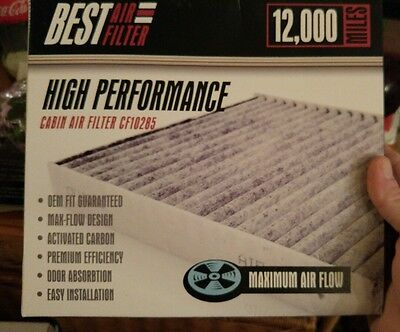 Best Cabin Air Filter for Toyota / Lexus / Scion / Suburu (CARBON ACTIVATED) (Best Activated Carbon Air Filter)