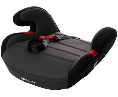 Osann Junior mit Gurtfix - Nero - Sitzerhöhung 15-36 kg NEU
