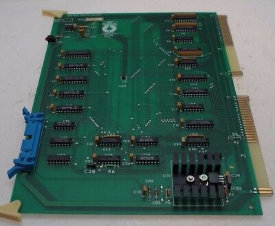 USED (Excellent Condition) EMC Controls Inc. Digital Input Board S/N 3551 (B151)