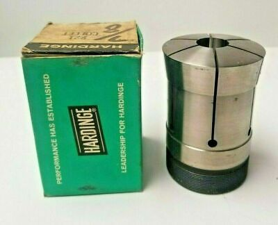 Hardinge 22j Collet Chuck 78 For Lathe Mill New Old Stock