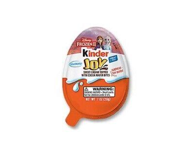 Kinder Joy Chocolate Eggs Toy Surprise FROZEN 2 Limited Edition CHOOSE QTY