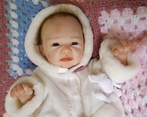 Reborn Baby Doll- aporox 20 inches Mount Waverley Monash Area Preview