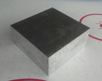 2 X 4 X 4 Long New 6061 T6511 Solid Aluminum Stock Plate Flat Bar Cnc Block
