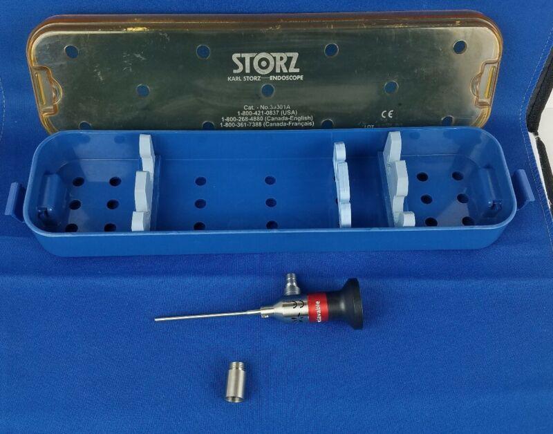 Dyonics 7205682 30° Arthroscope Autoclavable w/ Hard Case and Attatchment