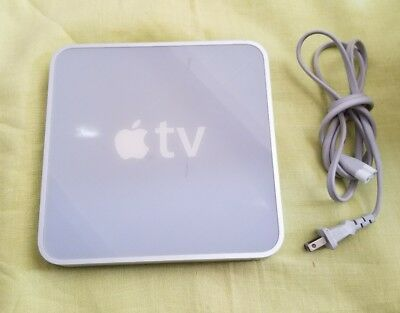 Original Apple TV 1st generation Digital Media Streamer , no REMOTE , Untested