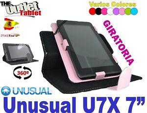 Funda para tablet unusual u7x 7 inch universal barata - Fundas para nordicos carrefour ...