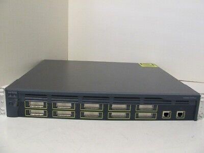 Cisco Catalyst WS-C3550-12G 2x 10/100/1000 10x GBIC Gigabit Network Switch