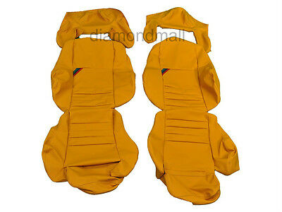 BMW E36 M3 Vader 1994-1999 Leather Seat covers Replacement New Made In U.S.A for sale  Chatsworth
