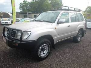 2001 Toyota LandCruiser Wagon 4x4 8 seater Holtze Litchfield Area Preview