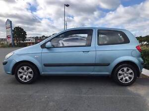 2006 Hyundai Getz - Low Kms - Manual - Rego - Driveaway Cleveland Redland Area Preview