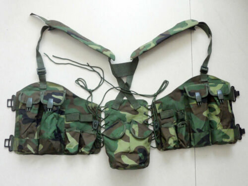 Chinese Type 91 Chest Rig Ammo Pouch Magazine Pouches