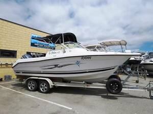 SEASWIRL 2101 BOWRIDER A GREAT COMBO OF FISHING AND CRUISING Wangara Wanneroo Area Preview