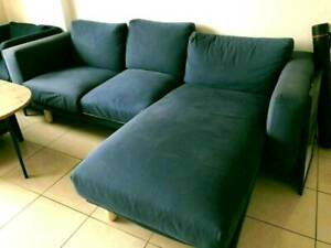 Ikea L shape lounge sets for sale free delivery