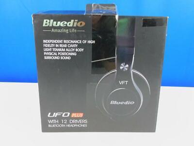 Bluedio Bluetooth Kopfhörer Over-Ear DJ-Kopfhörer Wireless Headphones Schwarz