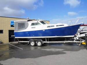 Custom PLATE ALLOY CABIN CRUISER GREAT DECK Wanneroo Wanneroo Area Preview