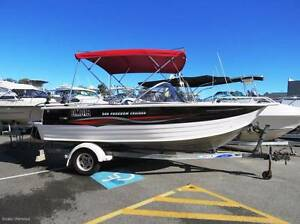 Quintrex 540 Freedom Cruiser CRUISE THE WATER PLAY Wangara Wanneroo Area Preview
