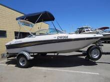 Four Winns BOW RIDER 180 CHEAP FIRST BOAT COMFORT SEATING Wangara Wanneroo Area Preview