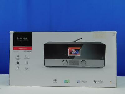 Hama DIR3100M - digital Internetradio WLAN LAN DAB+ FM USB