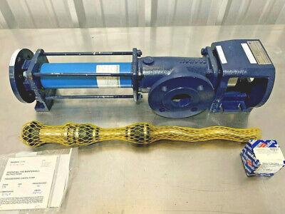 New Seepex Bn 2-6l Progressive Cavity Pump Hastelloy Joint
