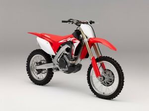 2018 Honda CRF450 RX Demo! Even more competitive than you are!