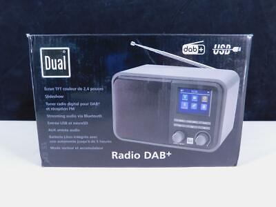 Dual DAB+ Digitalradio Radio Bluetooth Digital AUX USB UKW Lautsprecher Kabellos