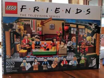 LEGO Ideas 21319 Friends Central Perk Building Kit 1,070 Pieces BRAND NEW SEALED