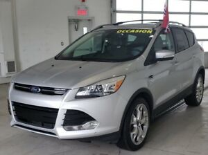 2013 Ford Escape Titanium AWD // Toit ouvrant // Navigation // C