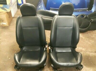 FORD STREETKA HEATED LEATHER SEATS PLUS LEATHER DOOR CARDS