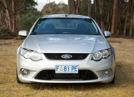 2011 Ford Falcon XR6T Ute