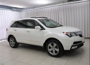 2013 ACURA MDX Advance Series *LOW KMS*