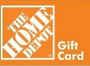 LOOKING FOR $30,000-$40,000 OR MORE!! HOME DEPOT GIFT CARDS